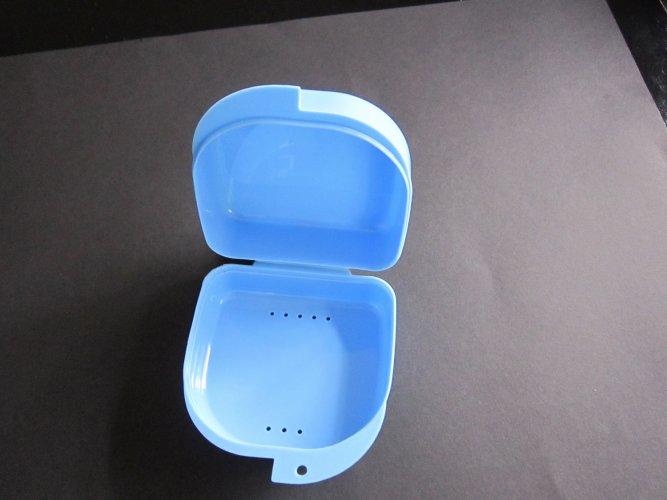 Plastic Case Retainer Box Large Perla Dental Supplies